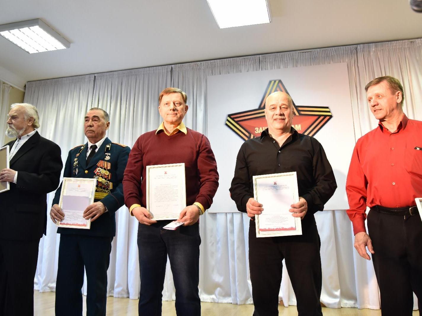 Звание «Супердеда-2019» завоевал руководитель «Вологодской гармони»