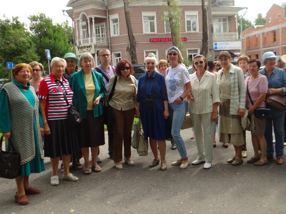 «Зареченские дома купцов I гильдии» увидят жители Вологды на променаде