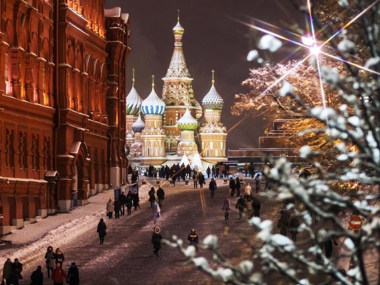 «Москву Златоглавую» увидят посетители центра «Забота»