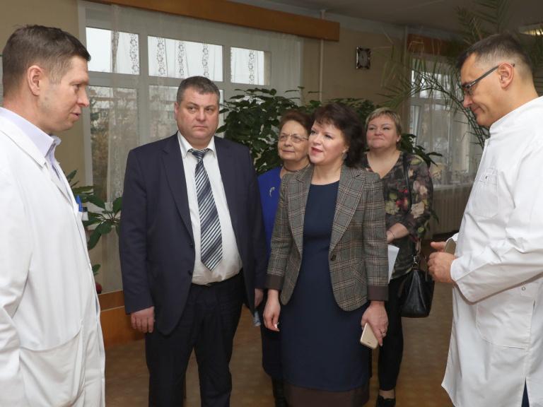 В Вологде открылся гериатрический центр